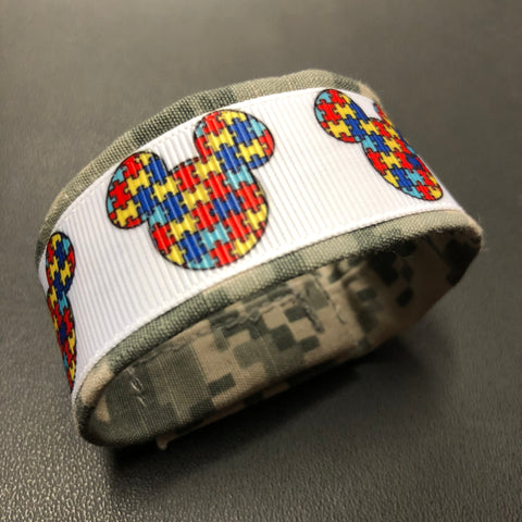 The Autistic Mouse Bracelet