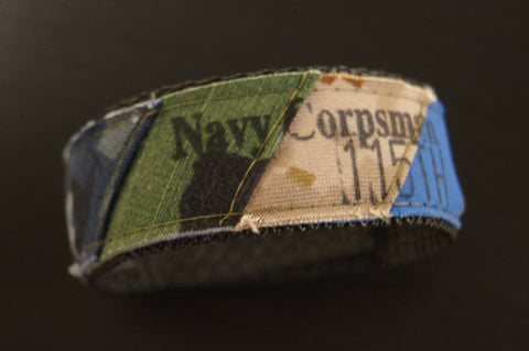 The 115th Corpsman Birthday Bracelet
