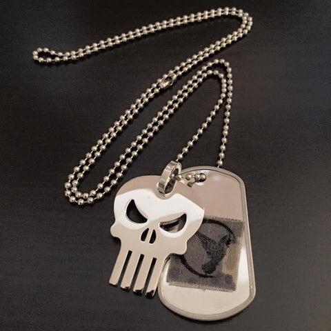 The Special Forces Necklace