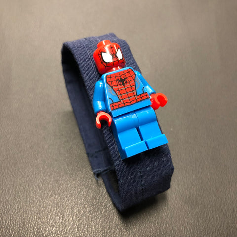 The Lego Spider-Man Bracelet