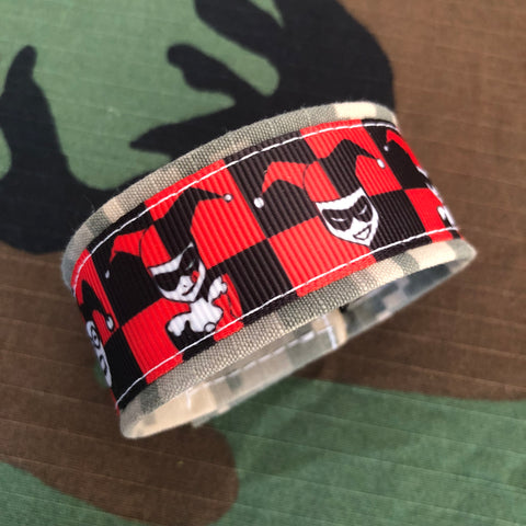 The Harleyquinn Bracelet