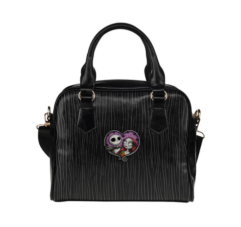 The Heart of Jack & Sally Handbag