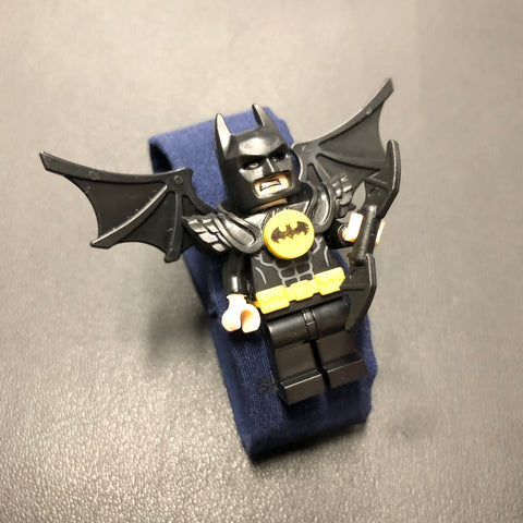 The Lego Battle Armor Batman Bracelet
