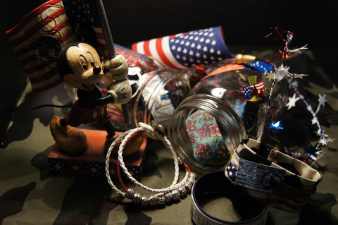 The 4th of July Assorted Bracelet Set