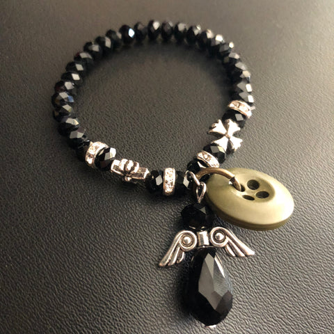 The Black Friday Crowley Bracelet