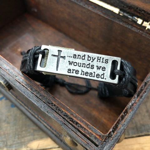 The Healed Wounds Bracelet