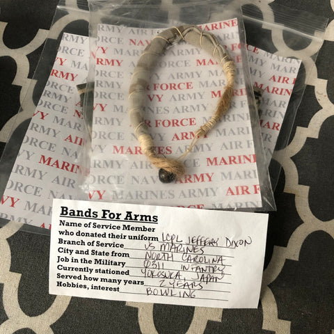 The 1st Original Bands For Arms Bracelet (The Hamel)