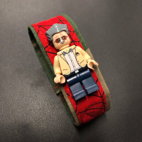The Lego Stan Lee Bracelet
