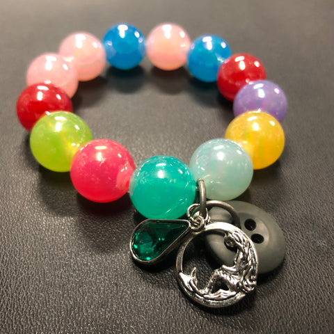 The Mermaid's Bubbles Bracelet