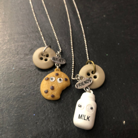 The Best Friend's Necklaces