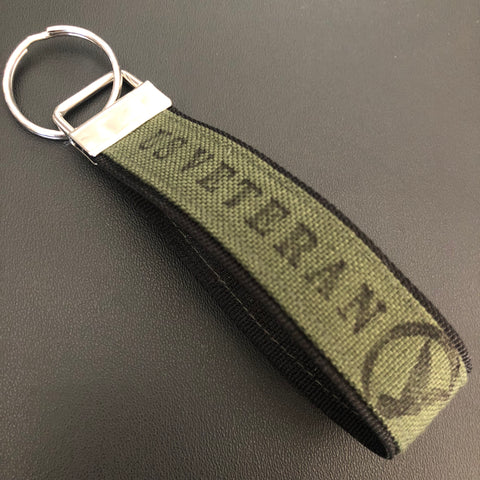 The US Veteran Keychain