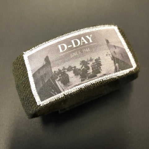 The D Day Remembrance Bracelet, A Limited Edition