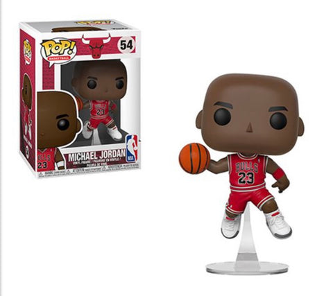 The Michael Jordan Bracelet & Funko Pop Set