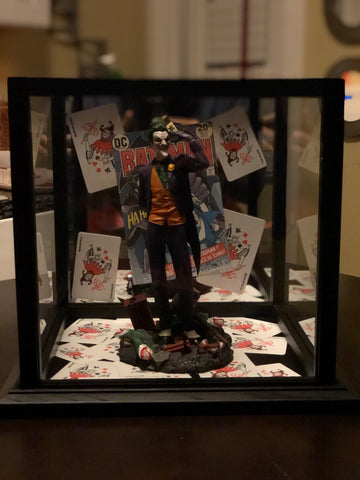 The Model Joker Figurine