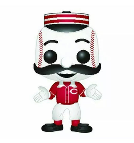 The Mascot Red Legs Bracelet & Funko Pop Set