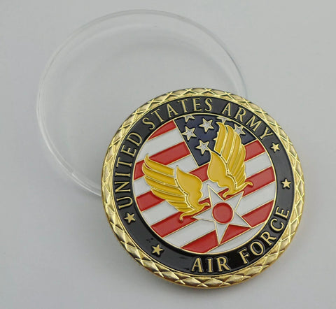 The B-29 Challenge Coin
