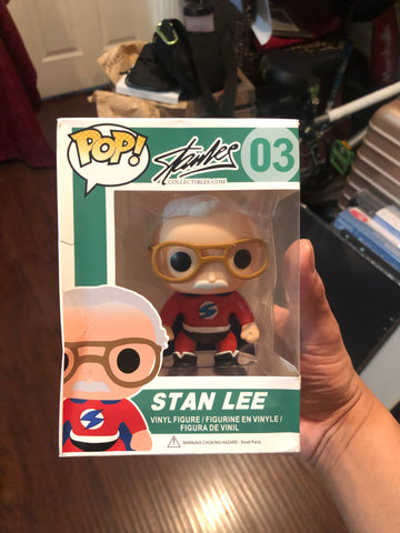 The Stan Lee Funko Pop