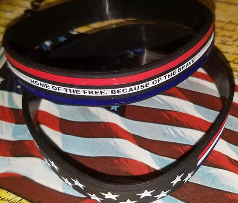 The American Legion Home of the Free Bracelet