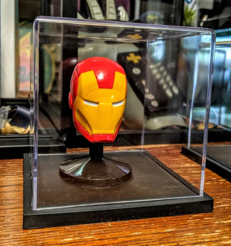 The Iron Man Display Case