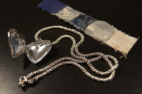 *The 2013 Mother's Day Locket Necklace