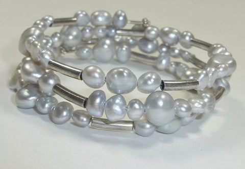 The Mother Pearl's Wrap Bracelet