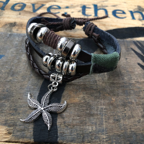 The Pier Starfish Bracelet