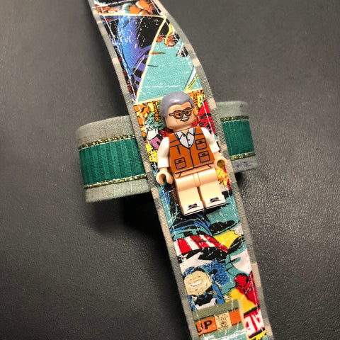The Lego Comic Stan Lee Bracelet