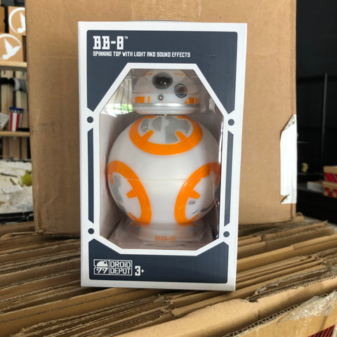 The BB-8 Concept Toy