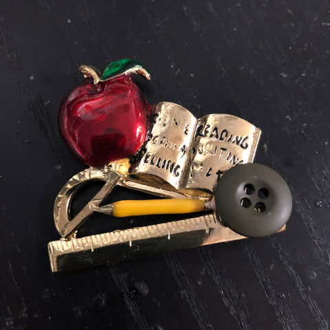 The Teacher Pin
