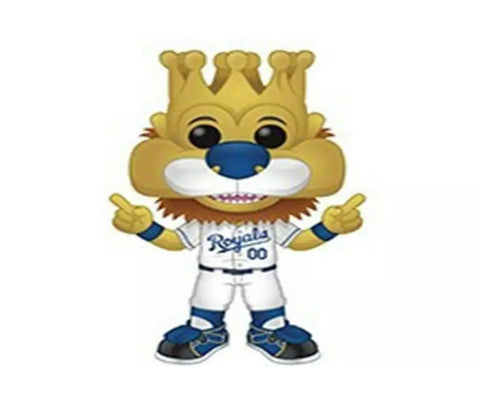 The Mascot Royals Bracelet & Funko Pop Set