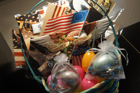 The Bands For Arms Easter Basket Raffle Contest