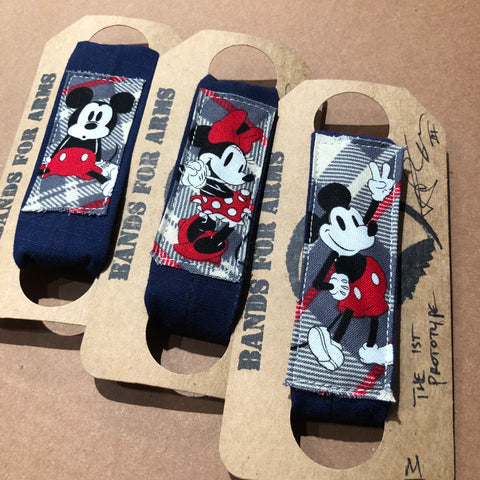 The Plaid Mouse Bracelets
