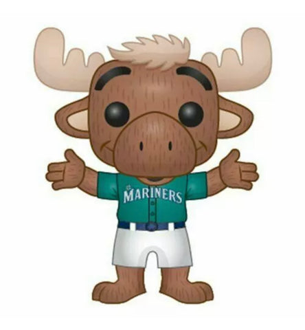 The Mascot Mariners Bracelet & Funko Pop Set