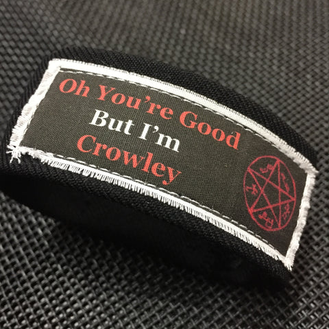 The 2017 JAXCon Crowley Bracelet