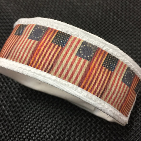 The Flag of Our Nation Bracelet