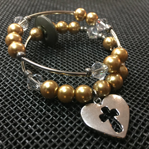 *************************************************************************************************The Fatherly Love Bracelet