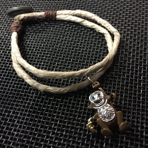 *********************************************************************************The Silly Monkey Bracelet