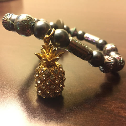 The Pineapple Bracelet