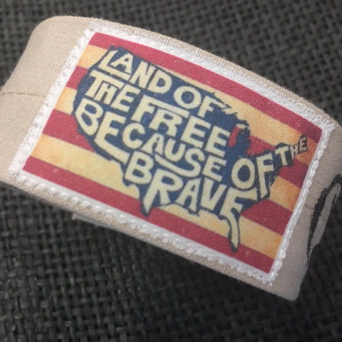 The US Land Of The Free Bracelet