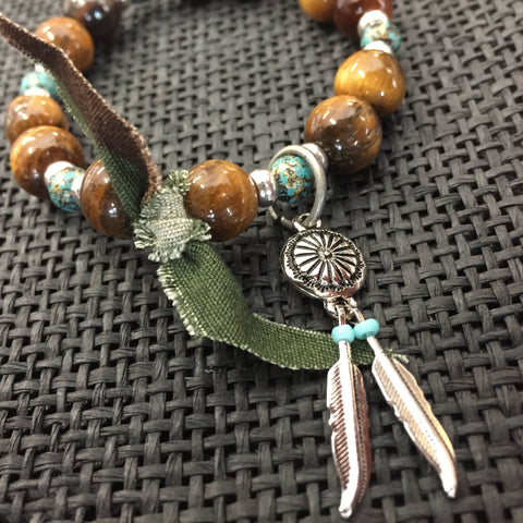 The Chickasaw Bracelet