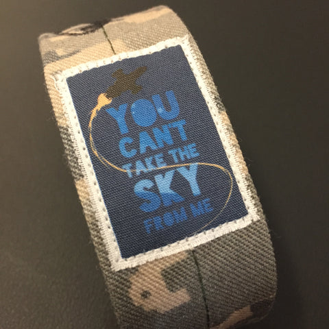 The Can't Take The Sky Bracelet