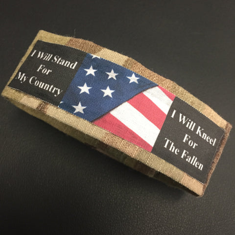 The Country's Respect Bracelet