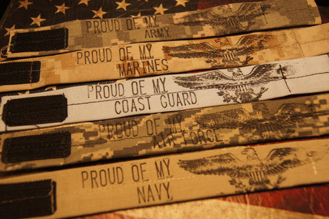 The Military Appreciation Bracelets