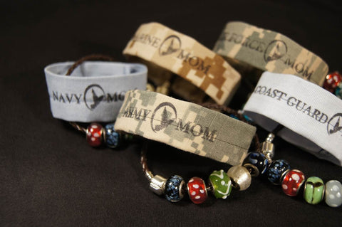 The Military Mother's Bracelet
