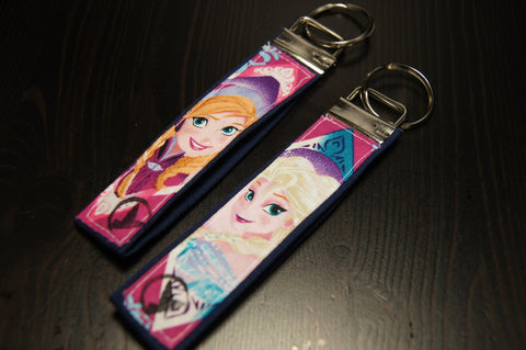 The Sister's Keychains