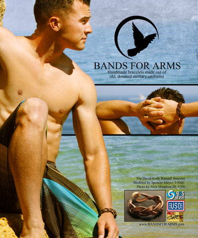 Bands For Arms Chillin' Poster