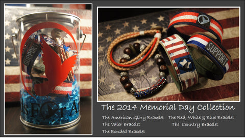 The 2014 Memorial Day Canister Set