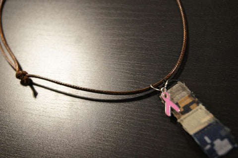 2013 The Pink Awareness Necklace