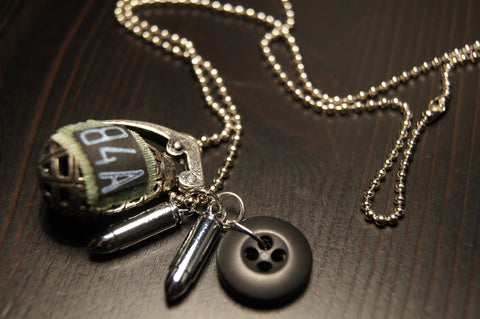 The Battlefield Necklace
