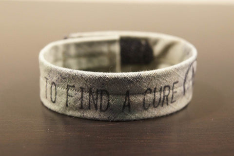 The Cancer Bracelet